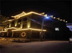 别墅亮化工程